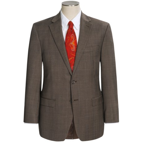 Lauren by Ralph Lauren Glen Plaid Suit - Wool (For Men) in Light Brown