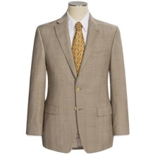 Lauren by Ralph Lauren Glen Plaid Suit - Wool (For Men) in Taupe - Closeouts