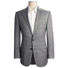 Lauren by Ralph Lauren Herringbone Sport Coat - Silk-Wool (For Men) in Grey - Closeouts