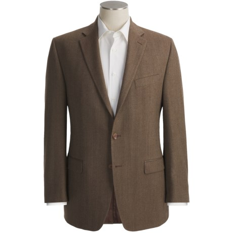 Lauren by Ralph Lauren Herringbone Sport Coat - Wool (For Men) in Brown/Grey