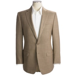 Lauren by Ralph Lauren Houndstooth Check Sport Coat - Silk-Wool (For Men) in Tan