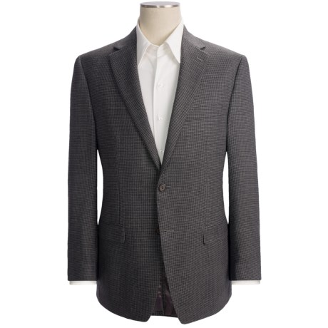 Lauren by Ralph Lauren Houndstooth Sport Coat - Wool (For Men) in Grey/Black