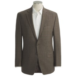 Lauren by Ralph Lauren Houndstooth Sport Coat - Wool (For Men) in Charcoal
