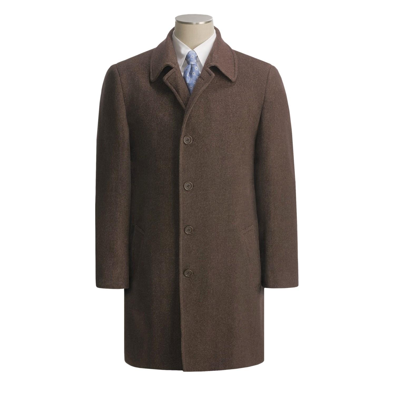 lauren by ralph lauren ivy top coat wool twill for men save 49. Black Bedroom Furniture Sets. Home Design Ideas