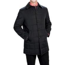 Lauren by Ralph Lauren Lackner Quilted Jacket - Corduroy Collar (For Men) in Black - Closeouts
