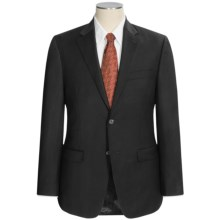 Lauren by Ralph Lauren Laghorn Suit - Mini Herringbone, Slim Fit (For Men) in Black - Closeouts