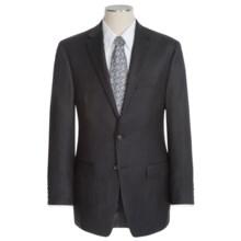 Lauren by Ralph Lauren Lahey Beaded Stripe Suit - Wool (For Men) in Black/Tan/Blue Multi - Closeouts