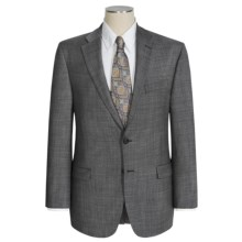 Lauren by Ralph Lauren Lexington Sharkskin Suit (For Men) in Dark Grey - Closeouts