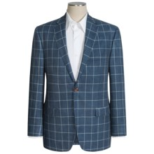 Lauren by Ralph Lauren Lucas Sport Coat - Linen (For Men) in Blue - Closeouts