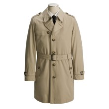 Lauren by Ralph Lauren Maxwell Belted Raincoat - Removable Liner (For Men) in Tan - Closeouts