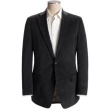 Lauren by Ralph Lauren Mini Corduroy Sport Coat - Cotton (For Men) in Black - Closeouts