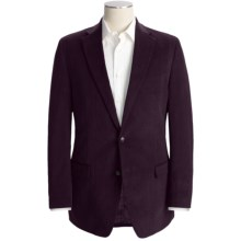 Lauren by Ralph Lauren Mini Corduroy Sport Coat - Cotton (For Men) in Plum - Closeouts