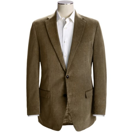 Lauren by Ralph Lauren Mini Corduroy Sport Coat - Cotton (For Men) in Tan