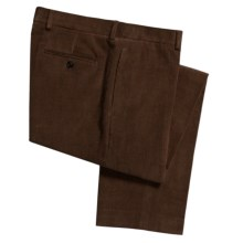 Lauren by Ralph Lauren Narrow-Wale Corduroy Pants (For Men) in Dark Brown - Closeouts