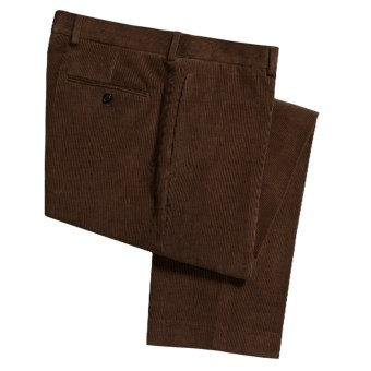 Lauren by Ralph Lauren Narrow-Wale Corduroy Pants (For Men) in Dark Brown