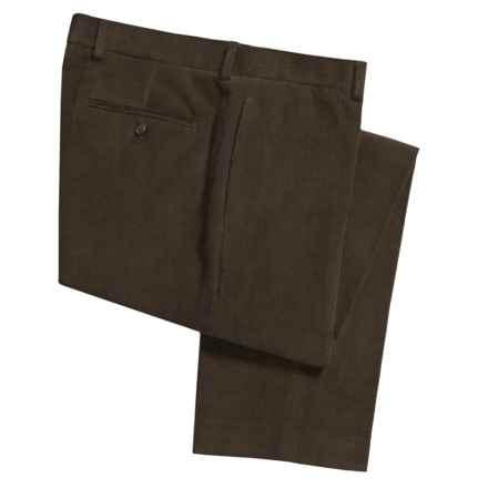 Lauren by Ralph Lauren Narrow-Wale Corduroy Pants (For Men) in Dark Olive - Closeouts