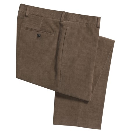 Lauren by Ralph Lauren Narrow-Wale Corduroy Pants (For Men) in Olive