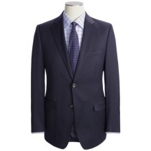 Lauren by Ralph Lauren Navy Wool Suit - Slim Fit (For Men) in Navy - Closeouts
