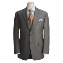 Lauren by Ralph Lauren Neat Charcoal Suit - Wool (For Men) in Charcoal - Closeouts