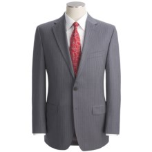 Lauren by Ralph Lauren Pinstripe Suit - Wool (For Men) in Grey - Closeouts