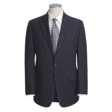 Lauren by Ralph Lauren Pinstripe Suit - Wool (For Men) in Navy - Closeouts