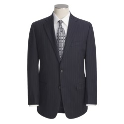 Lauren by Ralph Lauren Pinstripe Suit - Wool (For Men) in Navy
