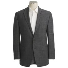 Lauren by Ralph Lauren Plaid Sport Coat - Wool (For Men) in Grey - Closeouts