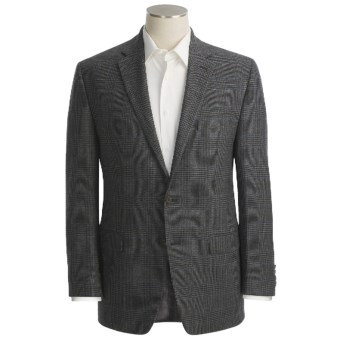 Lauren by Ralph Lauren Plaid Sport Coat - Wool (For Men) in Grey