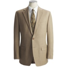 Lauren by Ralph Lauren Sharkskin Suit - Wool (For Men) in Tan - Closeouts