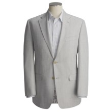 Lauren by Ralph Lauren Solid Fancy Sport Coat (For Men) in Light Grey - Closeouts