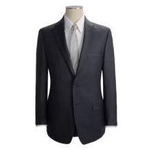 Lauren by Ralph Lauren Solid Suit - Wool (For Men) in Blue/Navy - Closeouts