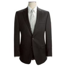 Lauren by Ralph Lauren Solid Suit - Wool (For Men) in Brown - Closeouts