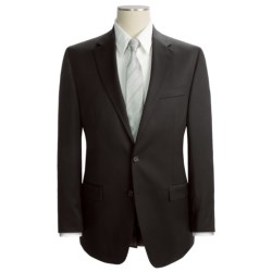 Lauren by Ralph Lauren Solid Suit - Wool (For Men) in Brown