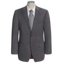 Lauren by Ralph Lauren Solid Suit - Wool (For Men) in Medium Grey - Closeouts