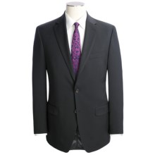 Lauren by Ralph Lauren Solid Wool Suit (For Men) in Black - Closeouts