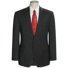 Lauren by Ralph Lauren Solid Wool Suit (For Men) in Charcoal - Closeouts