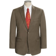 Lauren by Ralph Lauren Solid Wool Suit (For Men) in Light Brown - Closeouts