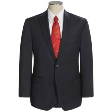 Lauren by Ralph Lauren Solid Wool Suit (For Men) in Navy - Closeouts