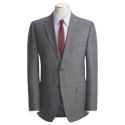Lauren by Ralph Lauren Solid Wool Suit - Trim Fit (For Men) in Grey