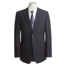 Lauren by Ralph Lauren Solid Wool Suit - Trim Fit (For Men) in Navy - Closeouts