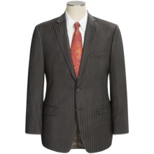 Lauren by Ralph Lauren Stripe Suit - Wool (For Men) in Brown - Closeouts