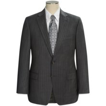 Lauren by Ralph Lauren Stripe Suit - Wool (For Men) in Grey - Closeouts