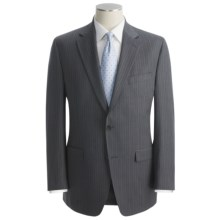 Lauren by Ralph Lauren Stripe Suit - Wool (For Men) in Medium Grey - Closeouts
