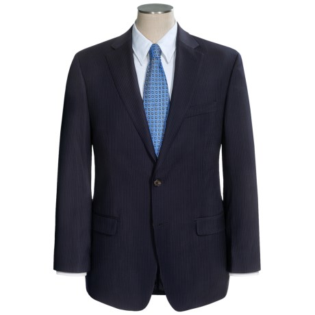 Lauren by Ralph Lauren Stripe Suit - Wool (For Men) in Navy