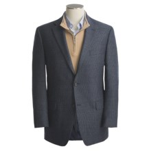Lauren by Ralph Lauren Tic Sport Coat - Lambswool (For Men) in Navy - Closeouts