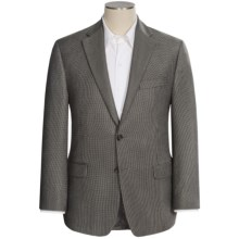 Lauren by Ralph Lauren Tic Weave Sport Coat (For Men) in Grey/Black - Closeouts