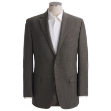 Lauren by Ralph Lauren Tic Weave Sport Coat - Wool (For Men) in Olive/Grey - Closeouts