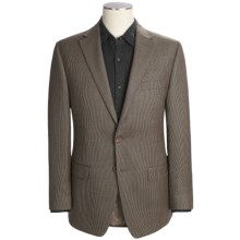 Lauren by Ralph Lauren Tic Weave Sport Coat - Wool (For Men) in Taupe - Closeouts