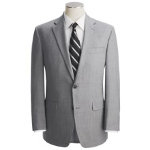 Lauren by Ralph Lauren Tic Weave Suit - Wool (For Men) in Grey - Closeouts