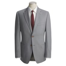 Lauren by Ralph Lauren Trim Fit Suit - Wool (For Men) in Light Grey - Closeouts